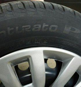 Продам новые летние колеса r15(Веста, Ларгус)