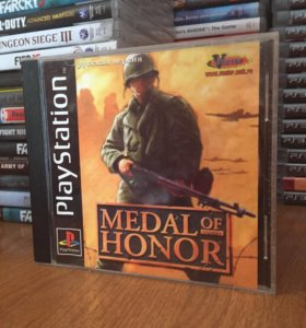 Medal of Honor (PlayStation 1)