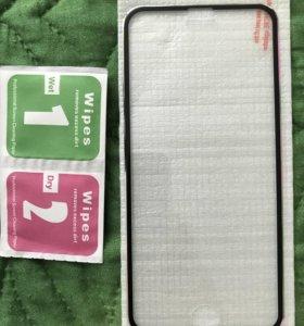 Защитное 3D стекло на iPhone 6/6s/7