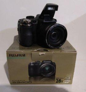 Компактный фотоаппарат Fujifilm FinePix S3400