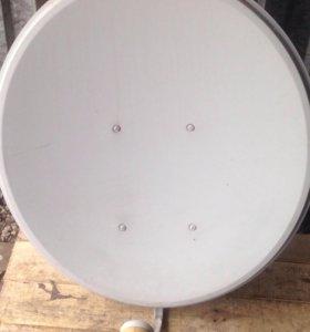 Спутниковая тарелка с конвектором