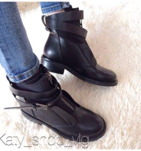 весенние ботинки сапоги
