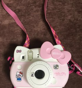 Фотоаппарат Fujifilm Hello Kitty.