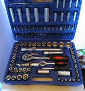 Набор инструментов 108 предметов. Новый