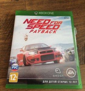 Игра Xbox One NFS Payback