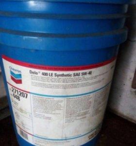Моторное масло 5w40 19 литров