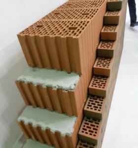 Керамические блоки теплая керамика