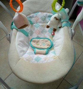 Детские электрокачели Babycare