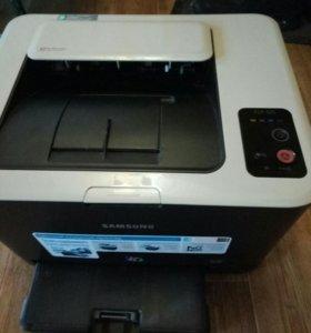 принтер новые картриджы