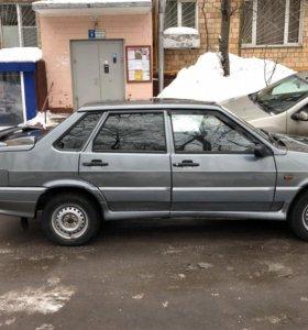 ВАЗ (Lada) 2115 1.5 MT (78 л.с.)
