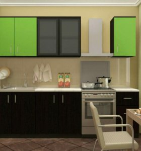 Кухни стандарт 2м