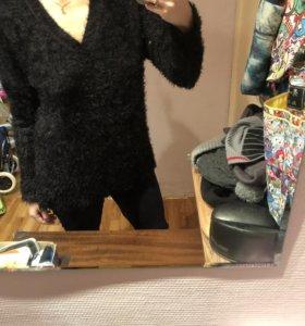 Волосатый свитер