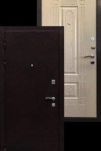 НОВАЯ металлическая входная дверь
