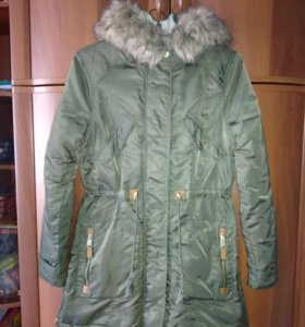 Куртка женская,парка.