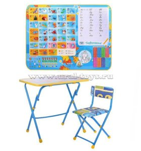 Новый комплект детской мебели Nika kids