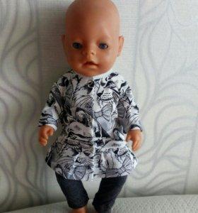 Одежда для куклы Беби бон