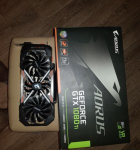 Gigabyte AORUS GeForce GTX 1080ti