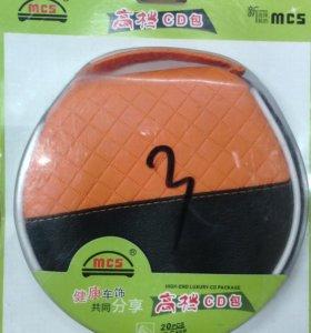 Кейс-сумка для CD-дисков