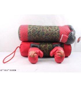 Набор игровой Бокс (груша, перчатки)