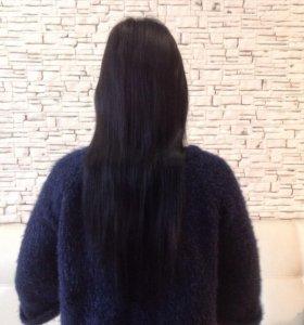 Наращиванние волос