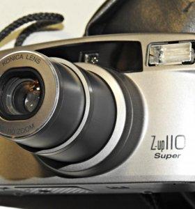 Фотоаппарат плёночный Konica Z-up 110 Super DX (Яп