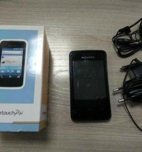 Смартфон Alcatel One Touch 4007D