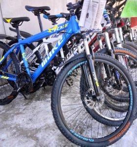 Продажа новых велосипедов в Абакане