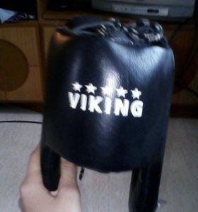 Шлем боксерский викинг