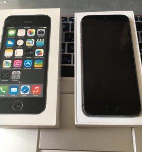iPhone 5s 64Gb чёрный