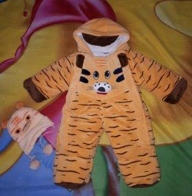 Комбез Тигр Зима