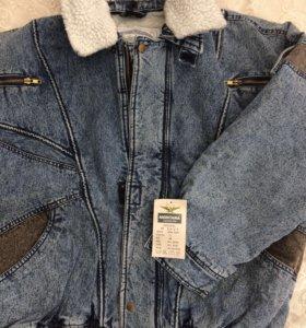 Куртка джинс Монтана