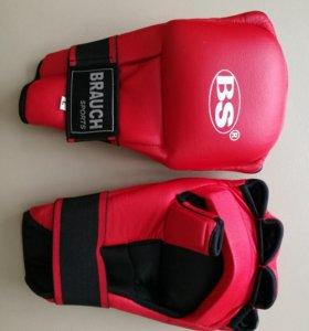 Краги, перчатки для борьбы, новые