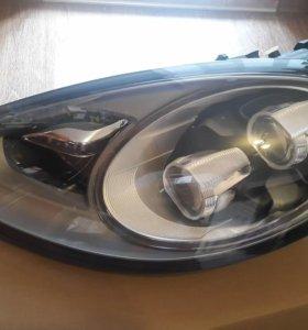 Новая левая LED фара Porsche Panamera 2014