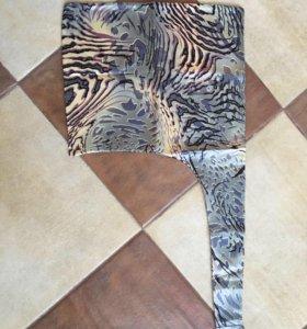Шейный шарфик-платочек