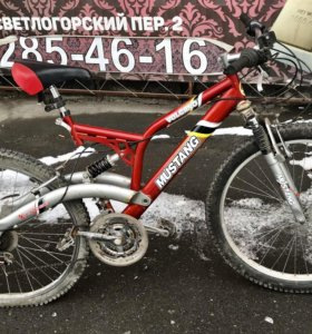 Велосипед Mustang Volcano