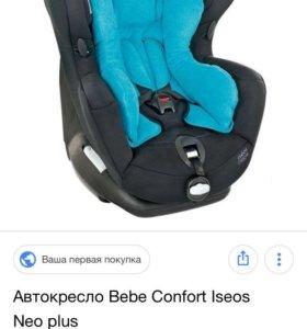 Автокресло BebeConfort iseos neo+