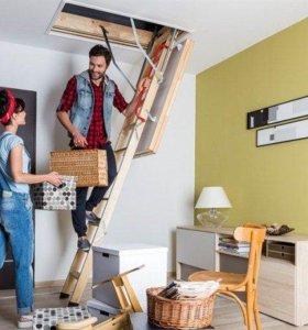 Лестница для дома, дачи коттеджа