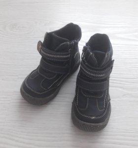 Ботинки весна\осень 25 размер