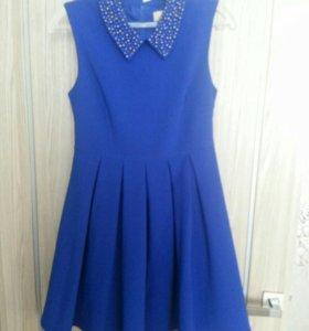 Платье коктельное на рост 160-165 см