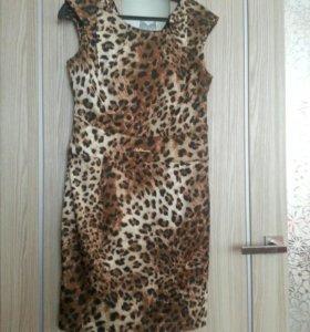 Платье коктельное на рост 165-170 см