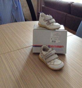 Детские кроссовки Minimen 23 размер