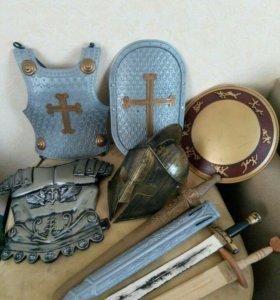 Набор рыцаря для мальчика