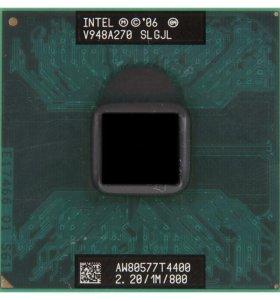 Процессор Intel Pentium Dual-Core T4400 (slgjl)