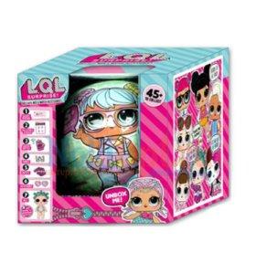 Куколка в сфере LOL
