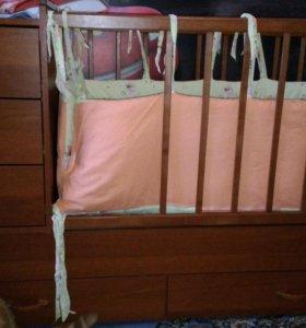 Кровать-транчформер