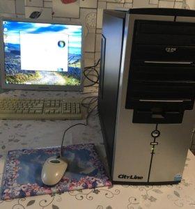 Продаю полнокомплектный компьютер