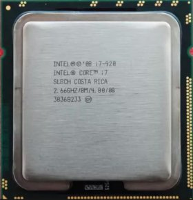 Intel i7-920 (socket 1366)