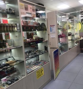 Отдел косметики и парфюмерии