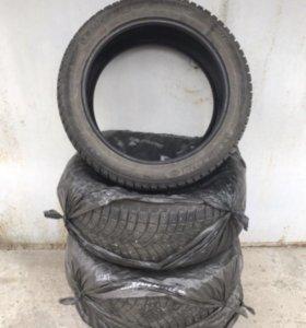 Michelin шины зимние, шипованные R20 (255/45)