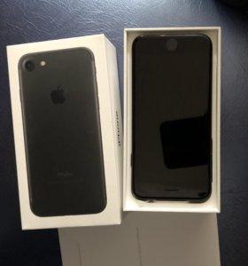 iPhone 7 , Black, 128GB